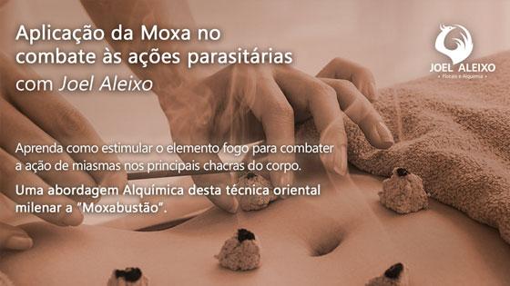 A abordagem Alquímica da milenar técnica oriental: Moxabustão.