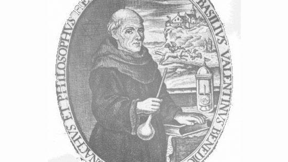 Basile Valentin-alkhemylab