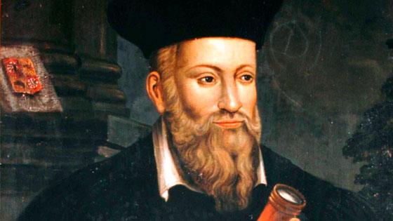 O Alquimista Nostradamus