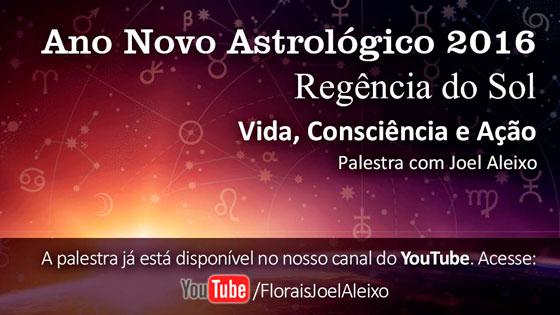 Ano Novo Astrológico | O ano do Sol