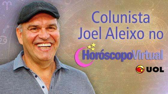 Coluna Joel Aleixo no Horóscopo Virtual