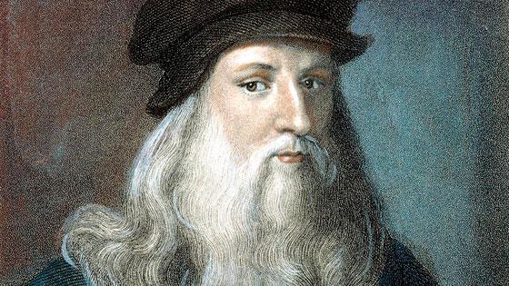 O Alquimista Leonardo da Vinci