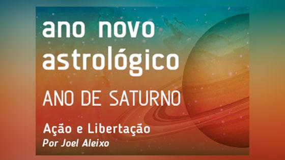 Palestra Ano Novo Astrológico 2017 - Ano de Saturno