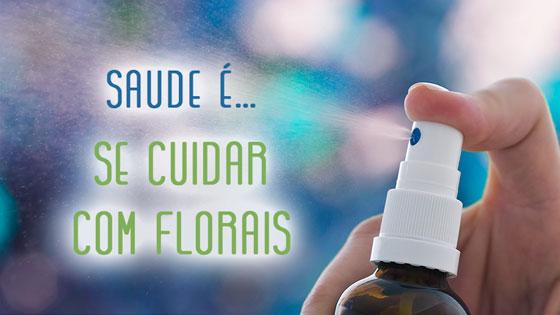 SEMANA DA SAÚDE | Saúde é... Se cuidar com os Florais Joel Aleixo