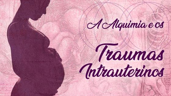 Traumas Intrauterinos, através dos Florais Alquímicos Joel Aleixo